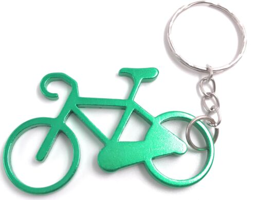 Mauve Vélo Bike Roue Porte-Clés Divers Couleurs Vert Orange Etc.