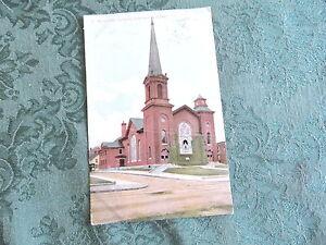 1905-10 Methodist Church Torrington Connecticut CT Post Card