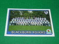 N°111 Blackburn Rovers England Merlin Premier League Football 2007-2008 Panini