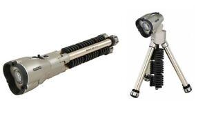 Lampe Torche Led Avec Trepied Titan Stanley Maxlife 2 Atelier Garage
