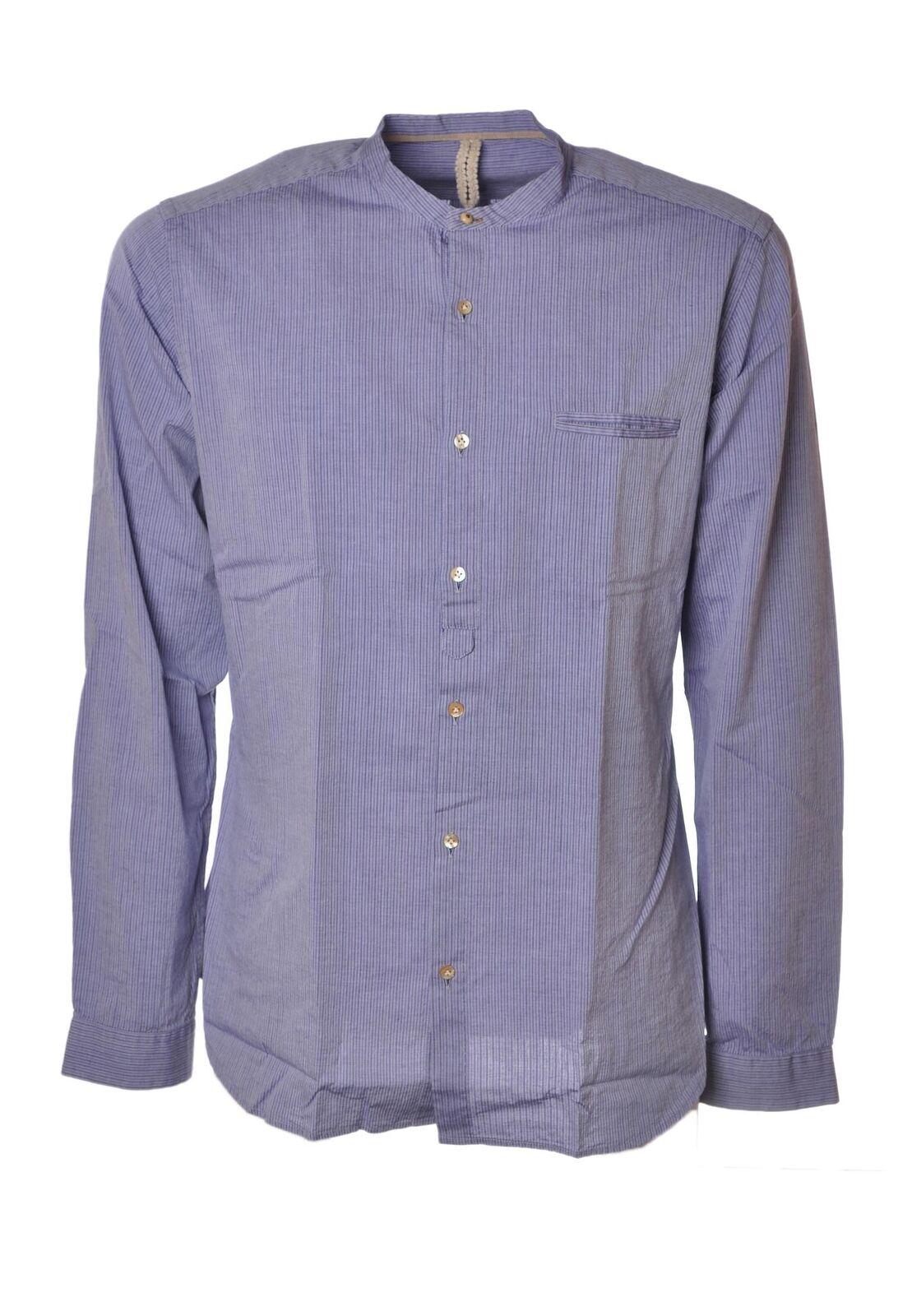 Dnl - Hemden-Hemden - Mann - Blau - 4356906G185153