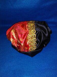 Gorro Eleggua El\u00e1stico Hat Ceremonia Santeria Gala Ifa Osha Santo Yoruba