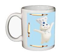 Pillsbury Doughboy Beverage Coffee Mug Ceramic Tumbler