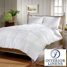 California King 108 X 98 65oz - White Goose Feather Down Comforter