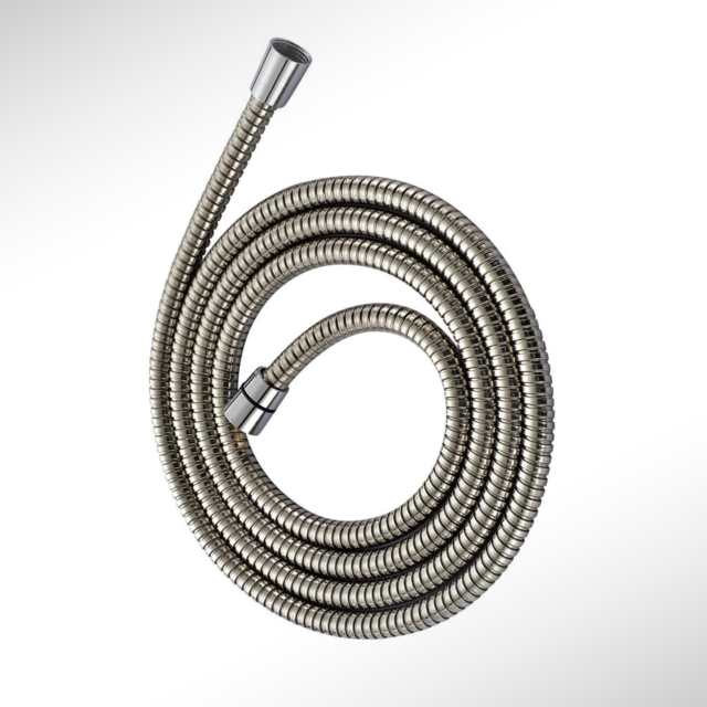 Hose for stoves cm.8x25 Stainless Steel