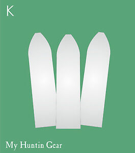 3 Mylar Replacement Reeds Olt D-2 Keyhole Cutdown Duck Calls HuntinGear Item K