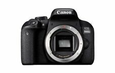 Canon EOS 800D Digital SLR Camera (Body only)