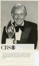 DICK VAN DYKE SMILING PORTRAIT PEOPLE'S CHOICE AWARDS ORIGINAL 1979 CBS TV PHOTO