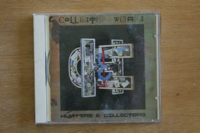 Hunters & Collectors ‎– Collected Works        (Box C754)
