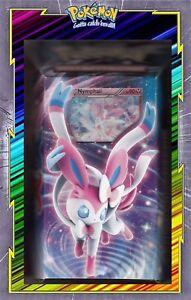 Deck-XY03-Poings-Furieux-Echo-Enchanteur-Nymphali-Pokemon-Neuf