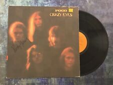 POCO Band Signed Autographed Live Record Album w Proof Photos