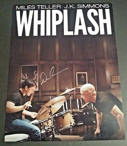 WHIPLASH-Director-Authentic-Hand-Signed-034-Damien-Chazelle-034-11x14-Photo-B