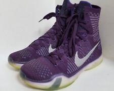 4c65fe08ea23 item 1 Nike KOBE X 10 Elite Team (718763-505) Grand Purple Reflect Silver -  SIZE   9.5 -Nike KOBE X 10 Elite Team (718763-505) Grand Purple Reflect  Silver ...