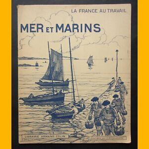 La-France-au-Travail-MER-ET-MARINS-A-Fraysse-56-photographies-1933