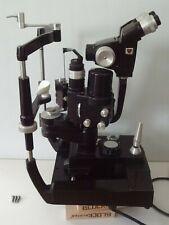 American Optical Applantation Tonometer Slit Lamp 11665 Ophthalmic Arm Mounted