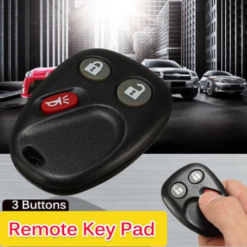 Keyless Entry Remote Key Fob 315Mhz For GM Tahoe Silverado Yukon Sierra LHJ011 !
