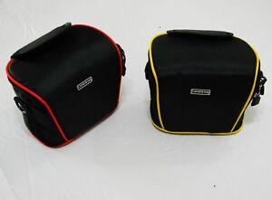 New-camcorder-case-bag-strap-for-Canon-VIXIA-mini-X-VIXIA-mini-BLACK-N3
