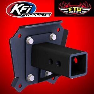 "NEW KFI Rear 2/"" Receiver Hitch Fits Polaris RZR XP 1000 XP 4"
