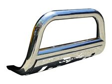 T-304 13-17 PATHFINDER FRONT BULL BAR W.PL BUMPER PROTECTOR GRILL GUARD S/S