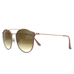 d3a7714870 Image is loading Ray-Ban-Sunglasses-3546-907151-Brown-Bronze-Copper-