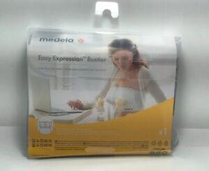 Medela Easy Expression Bustier Hands Free Nursing Bra | eBay