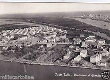 # PORTO TOLLE: PANORAMA DI SCORDOVARI  - 1960