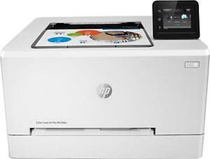 HP-LaserJet-Pro-M254dw-Wireless-Color-Laser-Printer-White