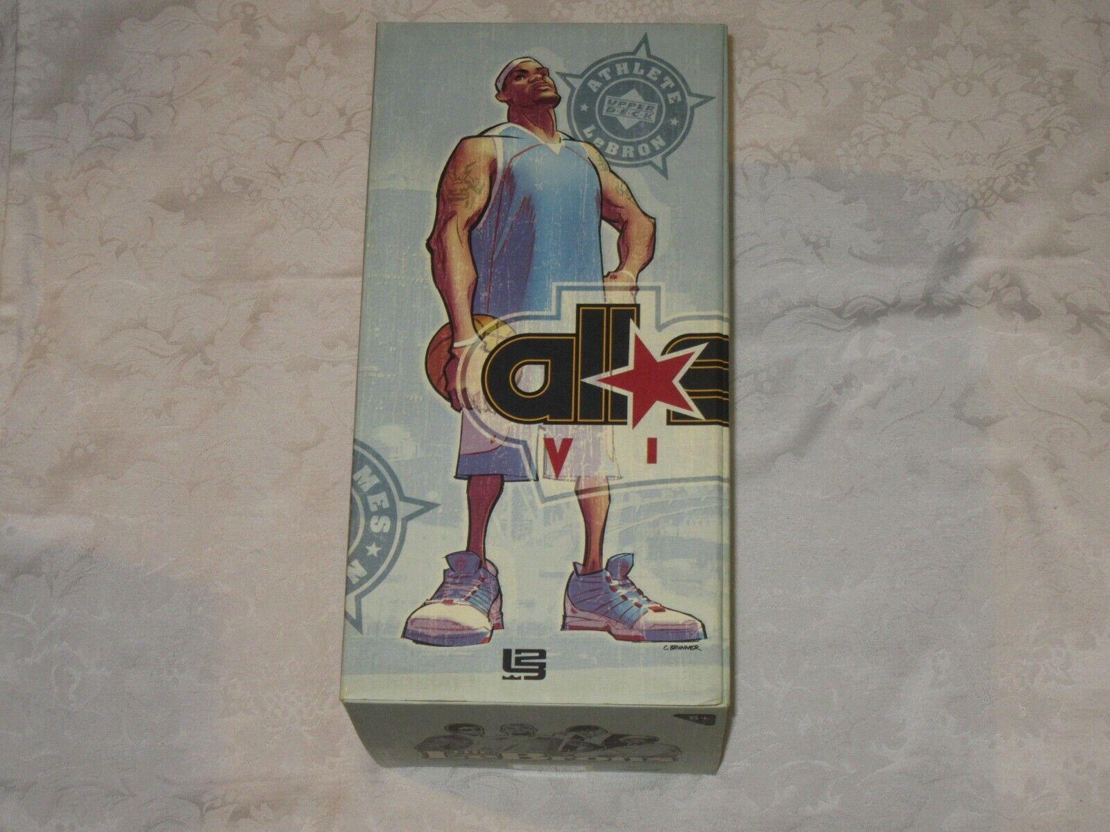 All Star Vinyl NBA The Lebrons 2006 King James Edition AP 1 124 Athlete Lebron