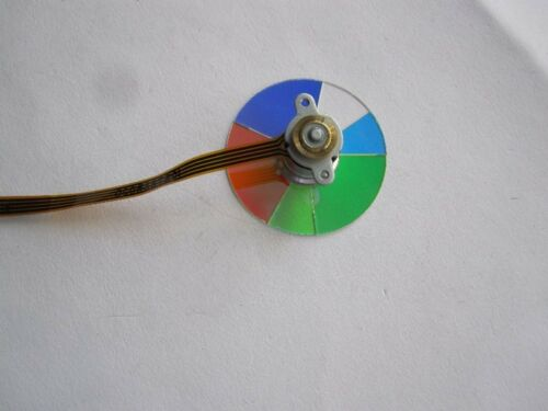 FOR OPTOMA DS216 DS316 DX319 DX619 EX536 DLP PROJECTOR REPLACEMENT COLOR WHEEL