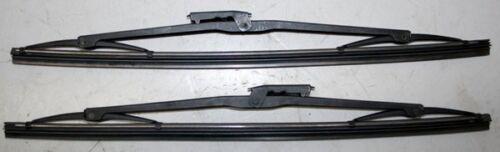 330mm Nero foglie COUPE-Tergicristallo GOMME tergicristallo FIAT 124 SPIDER U