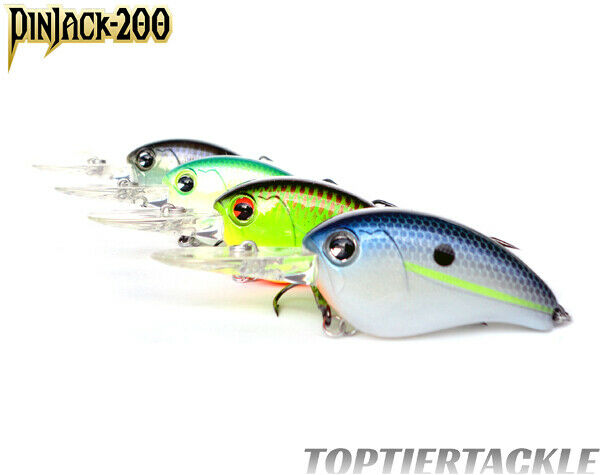 CHOOSE YOUR COLOR Ima Pin Jack 200 Crankbait 7//16oz