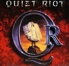 *NEW* CD Album Quiet Riot - Self Titled  (Mini LP Style Card Case)