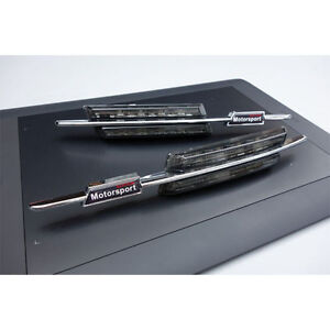 CLIGNOTANTS-LATERAUX-LED-BMW-SERIE-1-E81-E87-116i-116d-118i-MOTORSPORT-NOIR