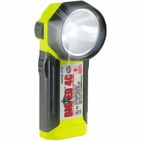 Pelican Big Ed Yellow Fire Flashlight Boxed