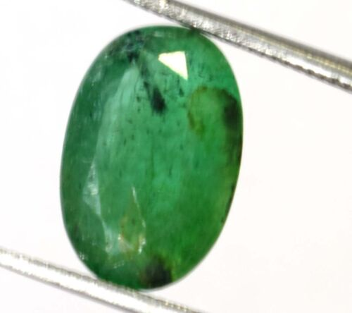100/% Natural Green Zambia Emerald Oval,Octagon,Pear Loose Cabochon Gemstone Free