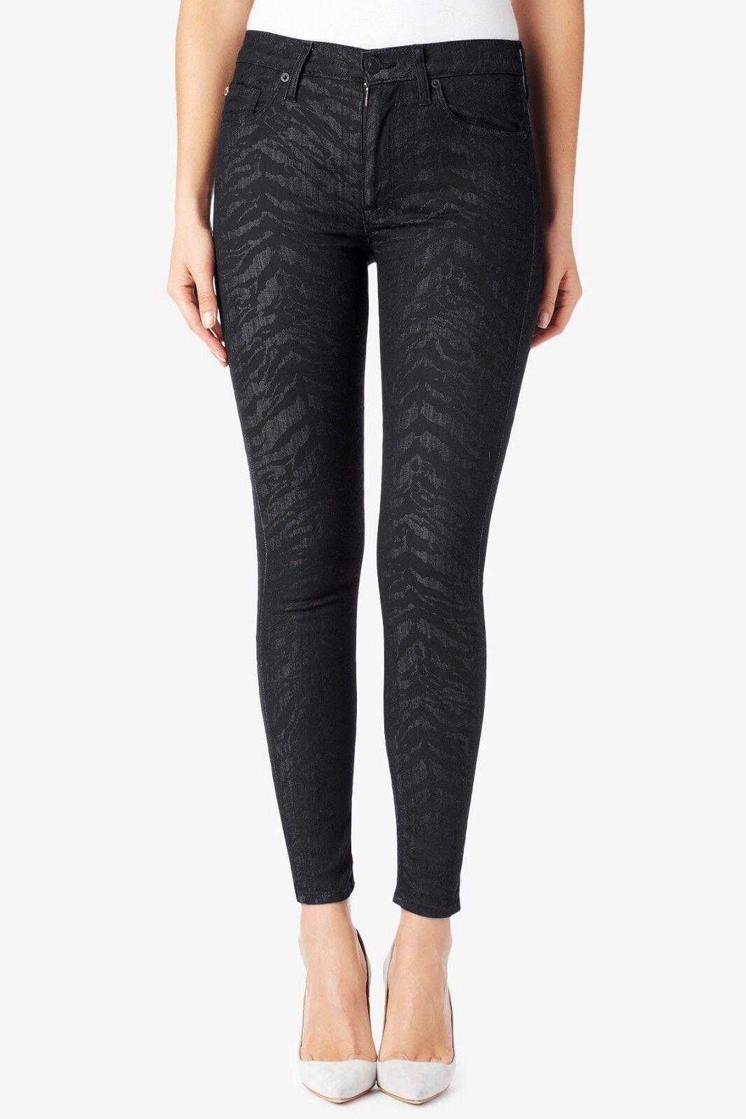 New Hudson Barbara High waist super skinny ankle Jeans Size 26