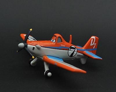 Disney Planes Super Charged Dusty Metal Loose Diecast 1:55 FJ17