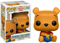 Winnie The Pooh - Seated Pooh Funko Pop Disney Toy on Sale