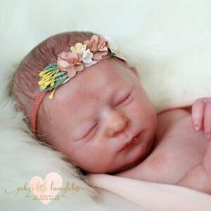 Realborn Reborn Girl Baby Doll Aria Puppen & Zubehör Lebensechte Puppen