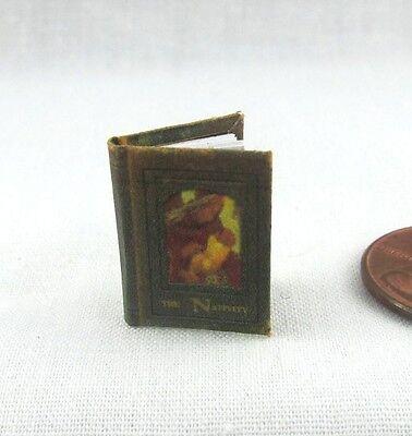 Consegna Veloce Il Natività Colore Illustrato Miniatura Libro Casa Delle Bambole 1:12 Scala Vuoi Comprare Alcuni Prodotti Nativi Cinesi?