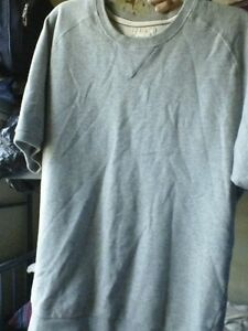 Lot of 3 Old navy sweater jersey gray & 1 BLACK oneil JACKET SIZE L