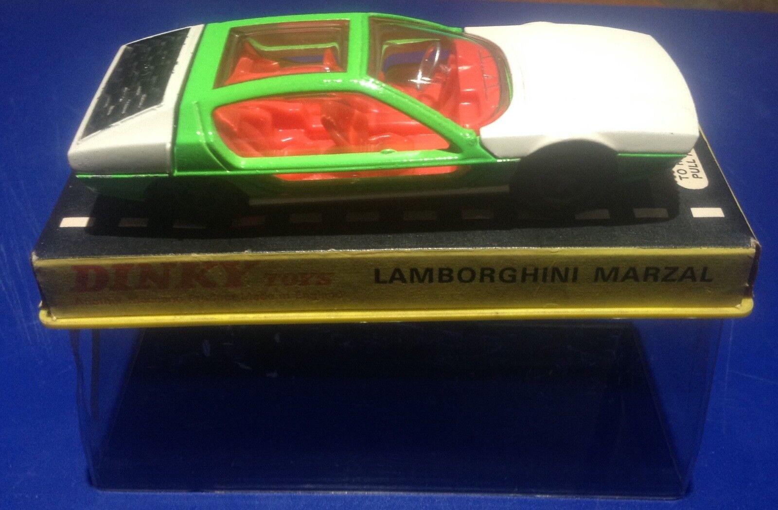 DINKY No.189 NOT ATLAS LAMBORGHINI MARZAL BOXED
