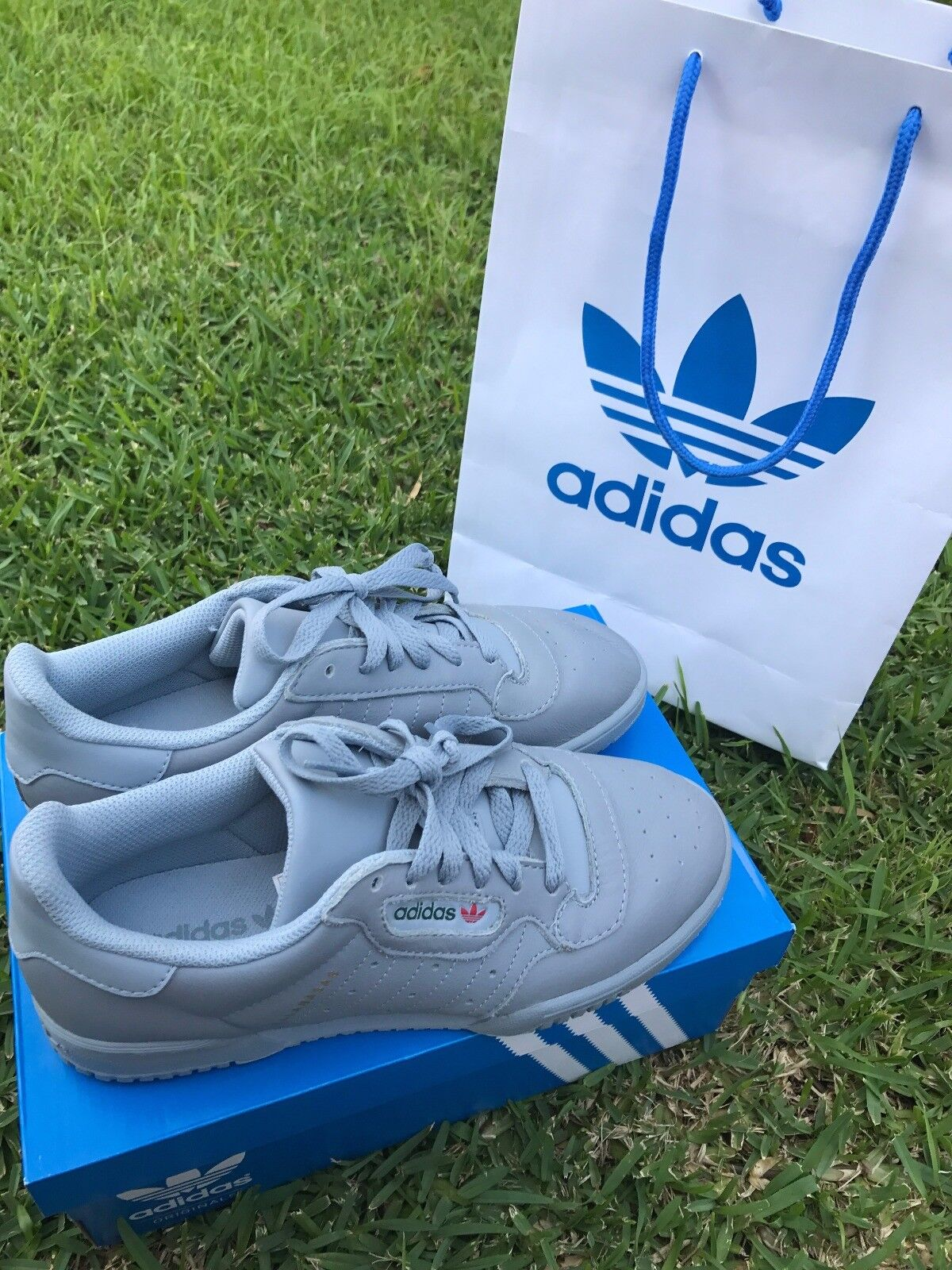 Adidas Yeezy Powerphase Grey - Size 5.5 US
