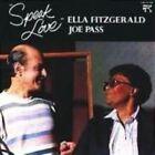 Speak Love by Ella Fitzgerald CD 025218088824