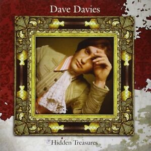 DAVE-DAVIES-HIDDEN-TREASURES-CD-NEUF