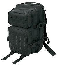 NEU US Army Assault Pack Rucksack Groß Kampfrucksack schwarz 50 ltr. Liter L BW