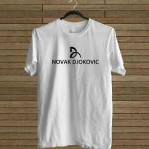 NEW-NOVAK-DJOKOVIC-LOGO-WHITE-T-SHIRT-TEE-USA-SIZE-EM1