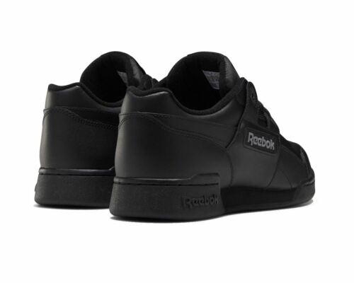 Homme Reebok Classic Workout Plus 2760 Baskets Noir