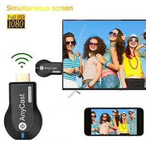 Anycast-M2-Plus-1080P-HDMI-TV-Stick-Miracast-AirPlay-DLNA-WiFi-Empfaenger-Dongle