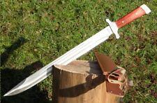 XXL Machete Jagdmesser Gesamtlänge ca 500mm Lang-Messer + Kunstleder-Scheide